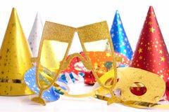 Het is de tijd van Carnaval Royalty-vrije Stock Foto's