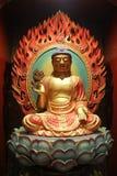 Het de van het de Tandoverblijfsel van Boedha Tempel en Museum Stock Foto