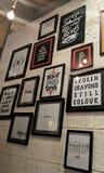 Het decor van de muur Royalty-vrije Stock Afbeeldingen