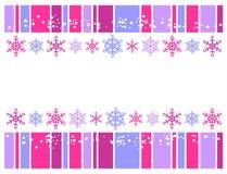 Het decor van de winter Royalty-vrije Stock Afbeelding