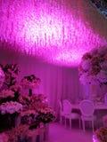 Het decor van het huwelijk Royalty-vrije Stock Foto