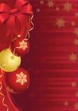 Het decor van Kerstmis Royalty-vrije Stock Foto's