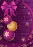 Het decor van Kerstmis Stock Foto's