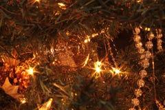 Het decor van Kerstmis Stock Fotografie