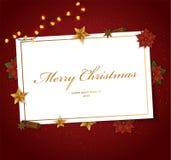 Het decoratieve frame van Kerstmis