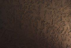 Het decoratieve muur behandelen stock fotografie