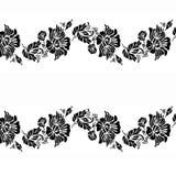 Het decoratieve ontwerp van het elementenpatroon Stock Afbeeldingen
