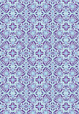 Het decoratieve patroon van het oosten Royalty-vrije Stock Afbeelding