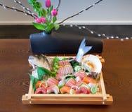Het decoratieve voedsel van Japans Stock Foto's