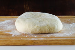 Het Deeg van het brood Stock Fotografie