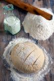 Het deeg van het brood Royalty-vrije Stock Afbeelding