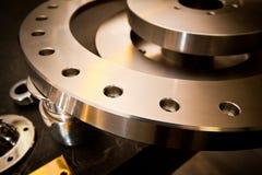Het deel van de machine Royalty-vrije Stock Afbeeldingen