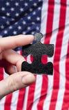 Het deel van de V.S. stock foto's