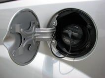 Het Deksel van het gas stock foto