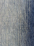 Het denimtextuur van jeans Royalty-vrije Stock Foto's