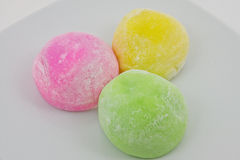 Het Dessert van Daifuku royalty-vrije stock foto