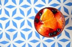 Het dessert van de fruitgelei Royalty-vrije Stock Foto