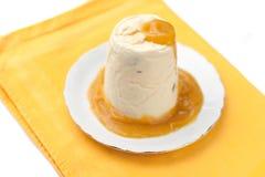 Het dessert van de kaas Stock Foto