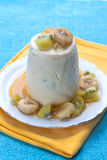 Het dessert van de kaas Royalty-vrije Stock Foto's