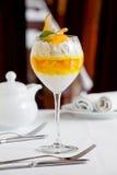 Het dessert van het fruit Stock Afbeeldingen
