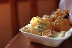 Het dessert van Knmcrkthailand Stock Afbeeldingen