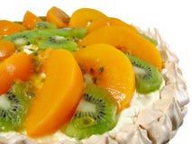 Het Dessert van Pavlova Stock Afbeeldingen