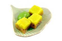 Het dessert van Phuket Stock Afbeeldingen