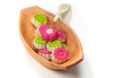 Het dessert van Thailand Stock Fotografie