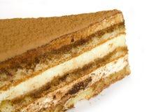 Het dessert van Tiramisu Stock Afbeelding