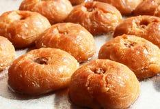 Het Dessert van Tradıtıonal van Turkısh Royalty-vrije Stock Fotografie