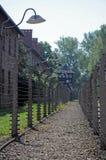 Het detail van Auschwitz Royalty-vrije Stock Afbeeldingen