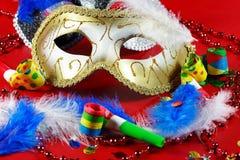 Het detail van Carnaval royalty-vrije stock foto