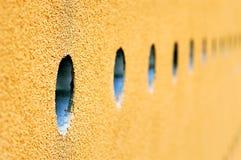 Het detail van de architectuur stock fotografie