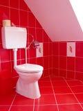 Het detail van de badkamers Royalty-vrije Stock Afbeeldingen