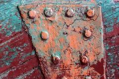 Het detail van de boot Royalty-vrije Stock Afbeelding