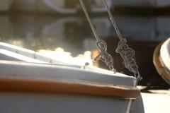 Het detail van de boot Royalty-vrije Stock Foto's