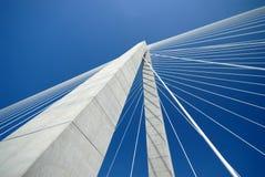 Het Detail van de brug Royalty-vrije Stock Afbeeldingen