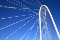Het Detail van de brug Stock Foto's