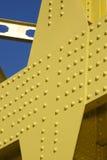 Het Detail van de brug Royalty-vrije Stock Foto's