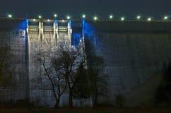 Het detail van de dam Royalty-vrije Stock Afbeeldingen