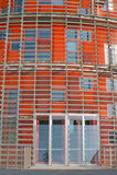 Het detail van de de kogelingang van Barcelona Royalty-vrije Stock Afbeelding
