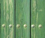 Het detail van de deur Royalty-vrije Stock Foto's