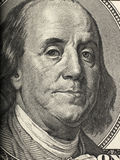 Het detail van de dollar Royalty-vrije Stock Afbeeldingen