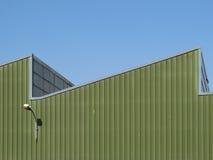 Het Detail van de fabriek Royalty-vrije Stock Afbeelding
