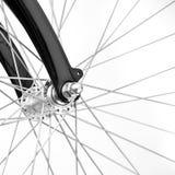 Het detail van de fiets Stock Foto