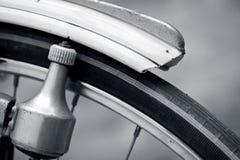 Het detail van de fiets Stock Foto's