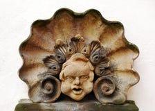 Het detail van de fontein Royalty-vrije Stock Foto's