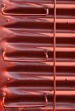 Het detail van de goederenwagon Stock Afbeeldingen