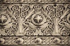 Het detail van de kerk Stock Afbeelding