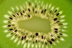 Het detail van de kiwi Stock Foto